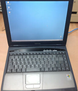 Ordinateur portable Toshiba Satellite 1800-4K1 - 13.3""