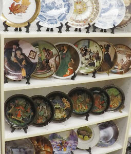 Collector Plates - Norman Rockwell and MORE Oakville / Halton Region Toronto (GTA) image 1