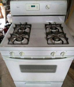 "WHIRLPOOL 30"" GAS STOVE FOR SALE!!"