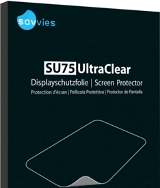 Screen Protector for TCL 10 Pro Plastic Film Invisible Shield Clear