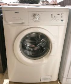 1400 spin 5.5kg Zanussi washing machine
