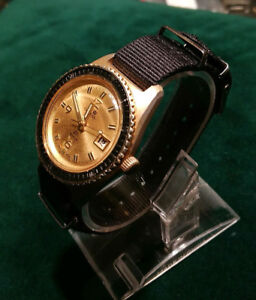 Swiss watch Cronel diver,- men