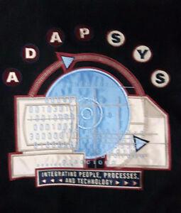Mondetta Adapsys Bomber Varsity Jacket Cotton Leather Sleeve