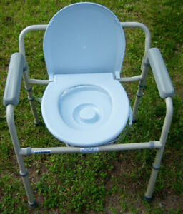 COMMODE CHAIR***PLUS
