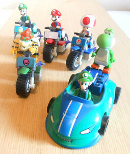 TV Simpsons Toy Novelties or Nintendo Mario Bros Toys