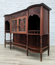 Victorian Sideboard (DELIVERY AVAILABLE)