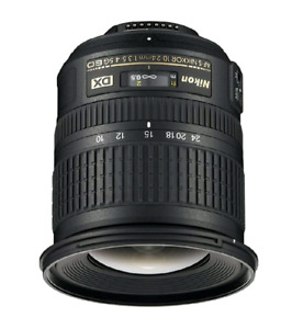 Nikkor 10-24 mm DX