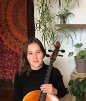 Private cello lessons/Clases privadas de cello