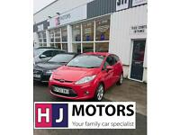 2011 Ford Fiesta 1.6TDCi ( 95ps ) Titanium Finance Available