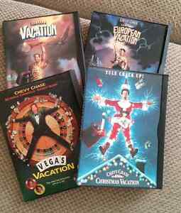 National Lampoons DVDs Christmas Vacation Peterborough Peterborough Area image 1