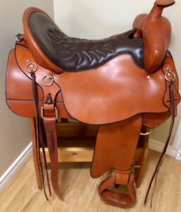 Tucker High Plains Trail Saddle in Brand New Condition.rd
