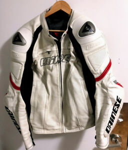 Dainese Perforated Leather jacket - size 56