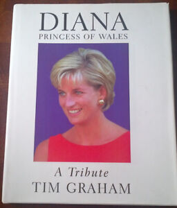Diana Princess of Wales Books and Magazine - the lot for $10.00