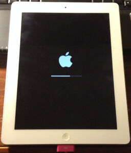 Ipad 2 stuck in restore mode 64gig (good for parts) AS IS $50obo