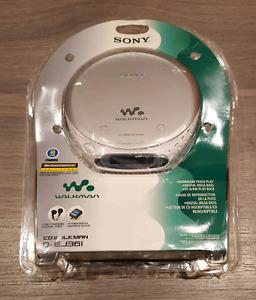 Rare Factory Sealed Sony CD Walkman