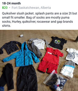 18-24month baby boys clothes
