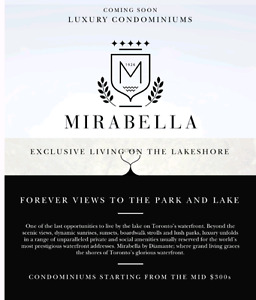 Mirabella *****Exclusive living on the lakeshore