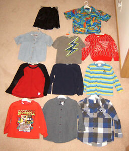 Boys Clothes, Spring Jackets - sizes 5, 6  / Winter Boots sz 10