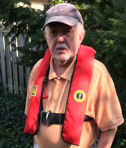 MUSTANG Survival 150n Automatic/manual inflatable lifejacket.
