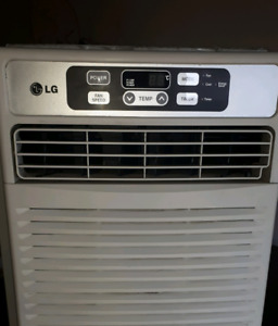 Lg air conditioner for sale in north battleford