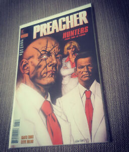 PREACHER issue no.13