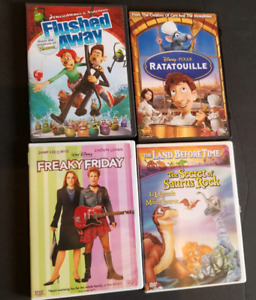 10 DVD Disney/Pixar  bundle