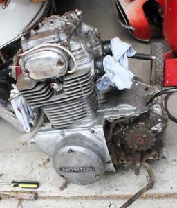 WTB: CB350 twin engine