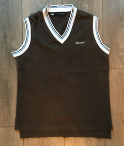 DSquared men's knitted tank top