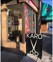 Seeking experienced barber AND barber assistant