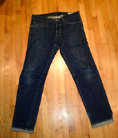 Almost new/ presque neuf Jeans G-Star 3301 Low Tapered RL