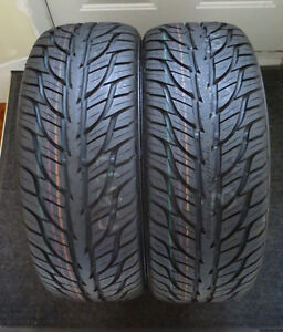 2 NEW GENERAL TIRE G-MAX  AS-03  215/45ZR/18 XL