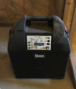 Sump pump and battery back-up system