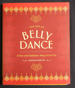 BOOK + DVD THE ART OF BELLY DANCE Start your own business