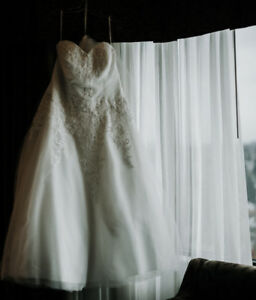 Wedding Dress for Sale ~