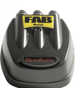 Danelectro Metal Distortion