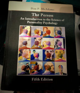 The Person: Introduction to Personality Psychology 5e - McAdams