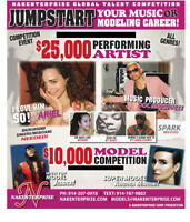 $25,000 Recording Artist Competition - March 4