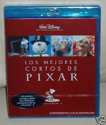 The Very Best of / Don'T Shorts Pixar Disney New Blu-Ray Animation (Unopened) (Best Of Pixar Animation)