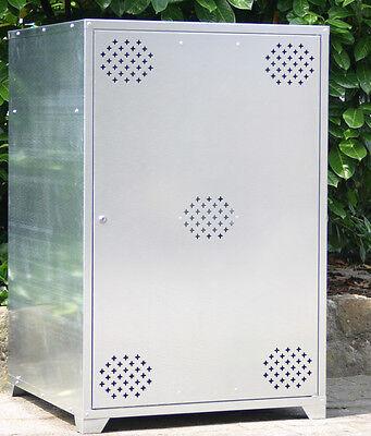 Metallschrank Universal Sattelschrank Western Döring 110x75x75cm Top Qualität