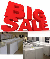 STOVES! FRIDGES! WASHERS! DRYERS! SAVE MONEY HERE! 640 DUNDAS ST