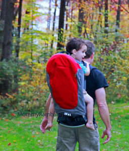 Baby Carrier: Phil & Ted's Metro Carrier - Near Brand New