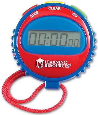 Learning Resources Simple Stopwatch **New**