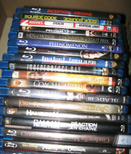 Blu-Rays for sale-$5 each