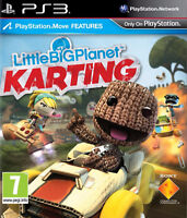 PS3 – LBP Little Big Planet Karting – New in package