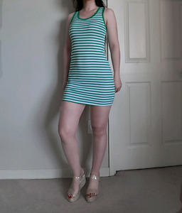 New with tags cotton dress XS