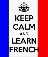 French Class / Cours de français