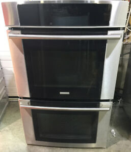 Electrolux double wall oven  $1299