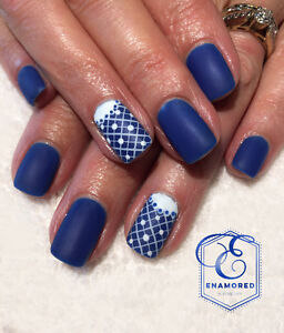 $15 OFF FIRST GEL NAIL SET WHEN YOU BOOK AND MENTION THIS AD!! Strathcona County Edmonton Area image 6