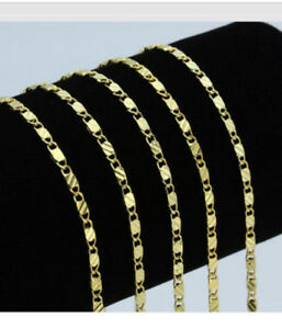 18k GoldP Necklace