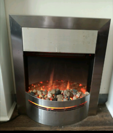 Dimplex opti flame electric fire heater